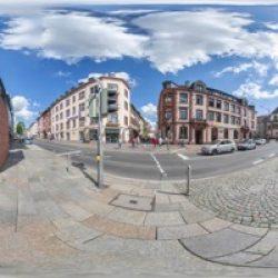 Luitpoldstrasse – Ecke – Schlossplatz
