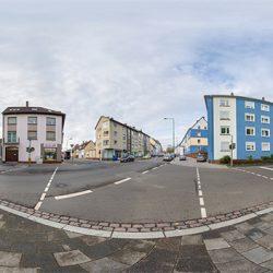 Am Hilgardring / Mannheimer Straße