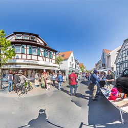 Straßenfest – Eberstädter Straße 46