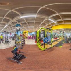 Fitnessfabrik Darmstadt Hauptbahnhof