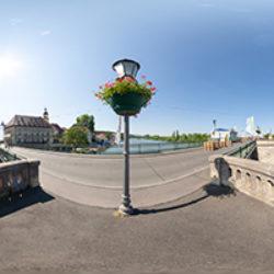 Alte Mainbrücke stadteinwärts