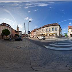 Kreuzung Marktstraße – Schrannenstraße