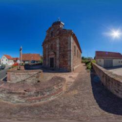 Kirche Schmachtenberg und St. Valentinushaus Mönchberg