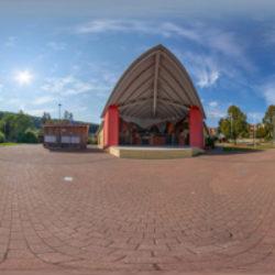 Musikpavillon Heimbuchenthal