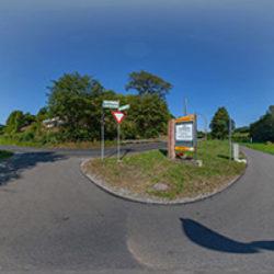 Rad- und Fußweg Ortseingang Dammbach