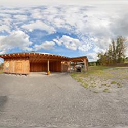Neue Grillhütte Weibersbrunn