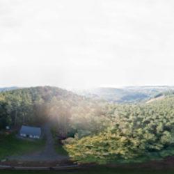 Altenburg Vogelperspektive
